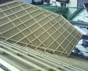 Unterdach-Konstruktionen
